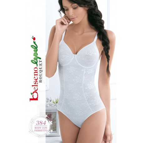 BODY LEPEL CON FERRETTO 384