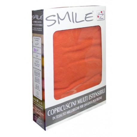 COPRICUSCINO SMILE 2 POSTI ARANCIO