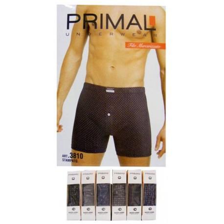 BOXER UOMO PRIMAL CONF 6 PEZZI -3810