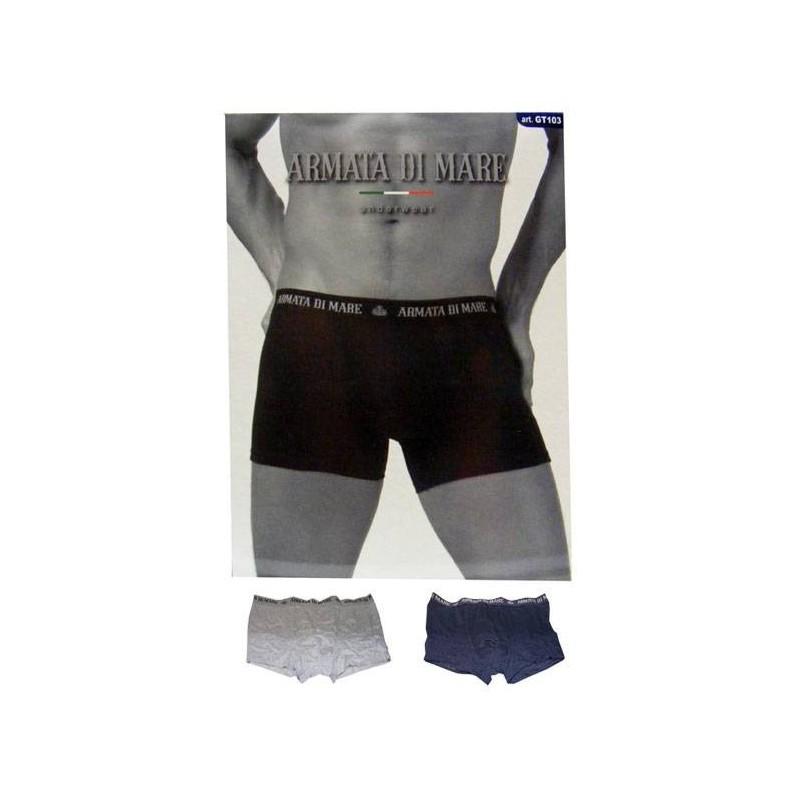 Boxer da Uomo Confezione da 15 Pezzi Merish 415